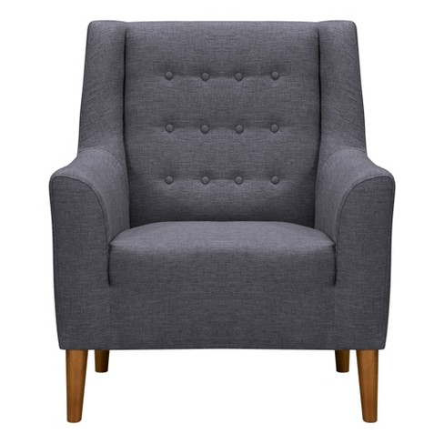 Fine Egypt Mid Century Accent Chair Beige Modern Home Pabps2019 Chair Design Images Pabps2019Com