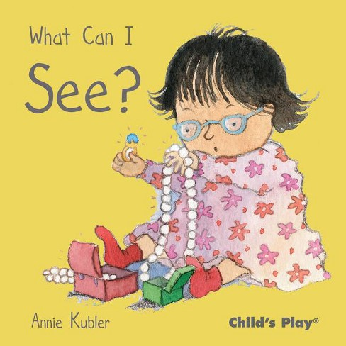What Can I See? - (Small Senses) (Board_book) - image 1 of 1