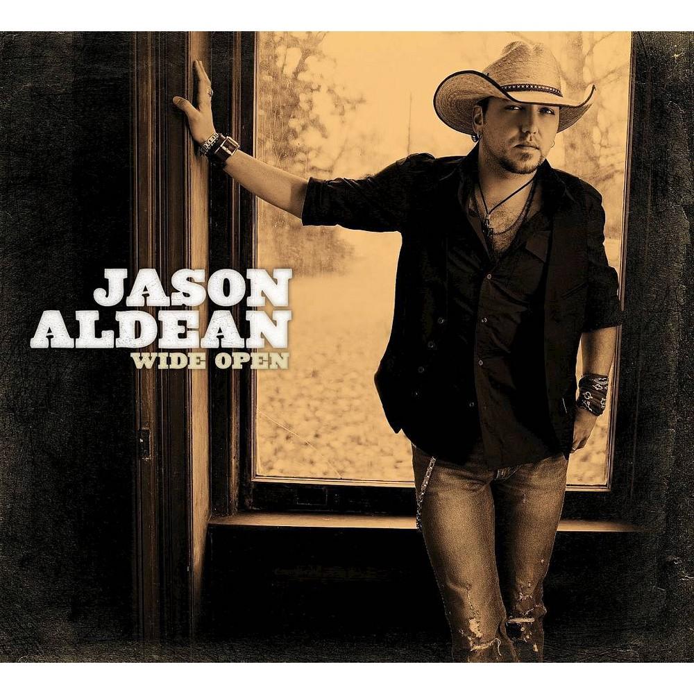 Jason Aldean Wide Open Cd
