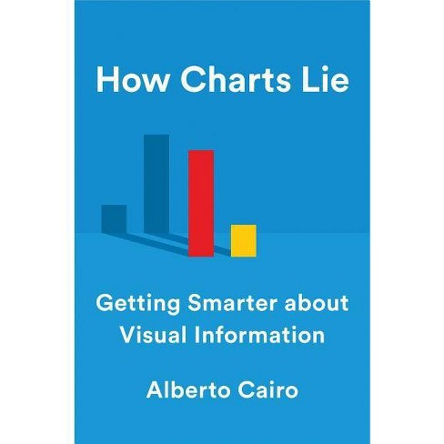 How Charts Lie - by  Alberto Cairo (Hardcover) - image 1 of 1