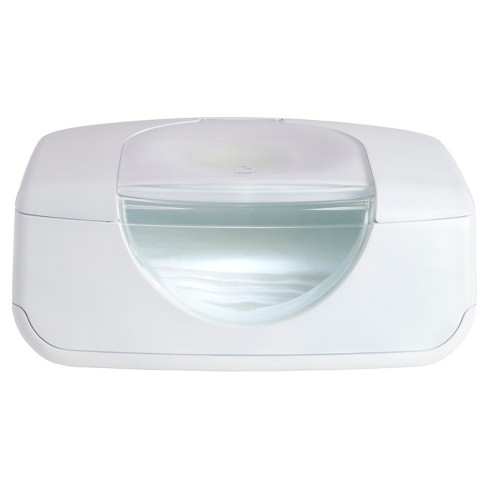 Munchkin Bright & Warm Wipe Warmer - White - image 1 of 4