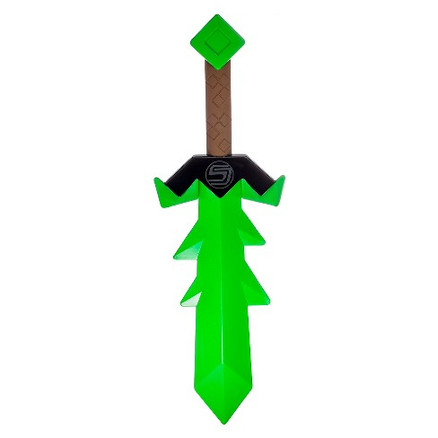Tube Heroes Captain Sparklez' Slime Sword - image 1 of 2