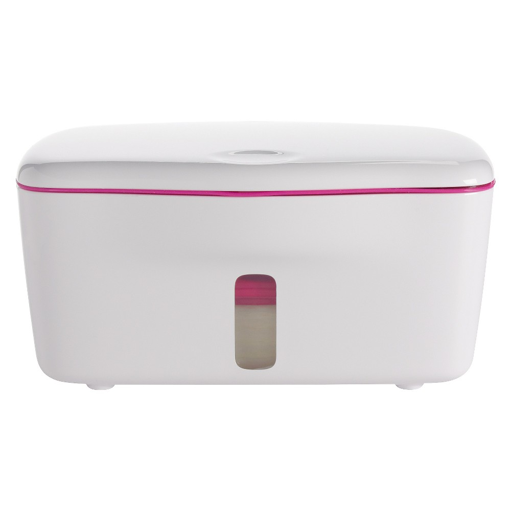 Image of OXO Tot PerfectPull Wipes Dispenser, Pink