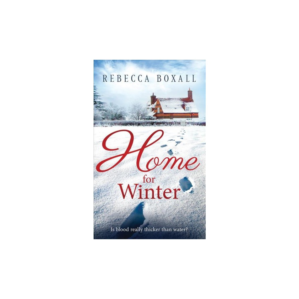 Home for Winter - Unabridged by Rebecca Boxall (CD/Spoken Word)