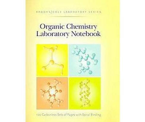 Organic Chemistry Laboratory Notebook (Paperback) - image 1 of 1