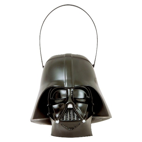 Star Wars Darth Vader Trick or Treat Pail - image 1 of 2
