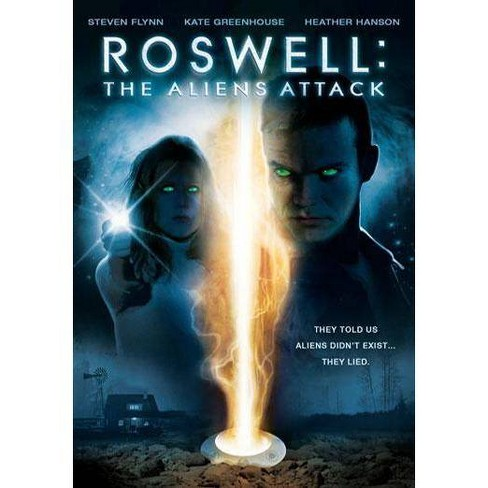 Roswell: The Aliens Attack (DVD) - image 1 of 1