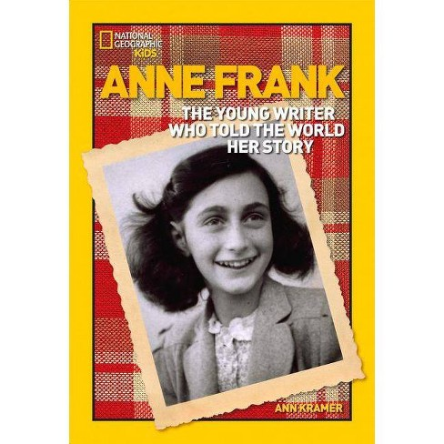 World History Biographies: Anne Frank - (National Geographic World History Biographies (Paper)) - image 1 of 1