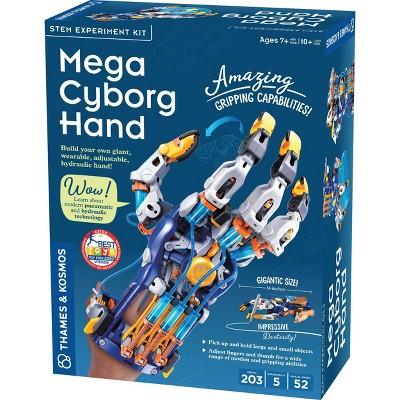 Thames & Kosmos Mega Cyborg Hand STEM Experiment Kit