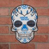 NFL Carolina Panthers Small Outdoor Skull Decal - image 2 of 2