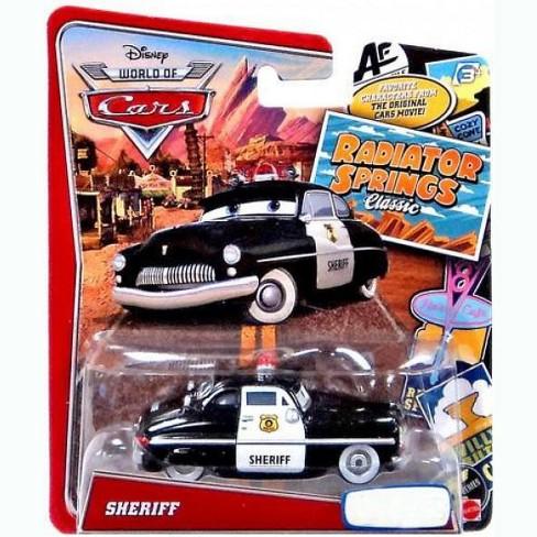 Disney Pixar Cars The World Of Cars Radiator Springs Classic