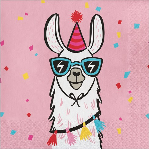 Image result for llama party sticker target