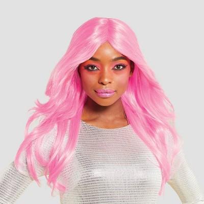 Adult Pink Sultry Siren Halloween Wig - Hyde & EEK! Boutique™