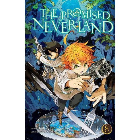 The Promised Neverland, Vol. 8 - by  Kaiu Shirai (Paperback) - image 1 of 1