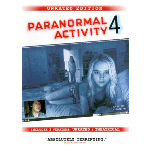Paranormal Activity 4 [Unrated Director's Cut] - image 1 of 1