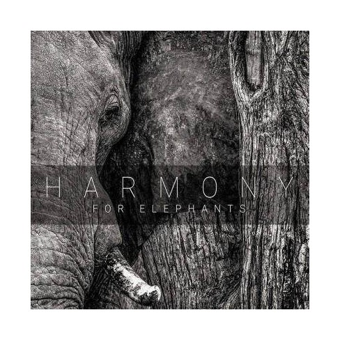 Various - Harmony for Elephants: A Charity Album (CD) - image 1 of 1