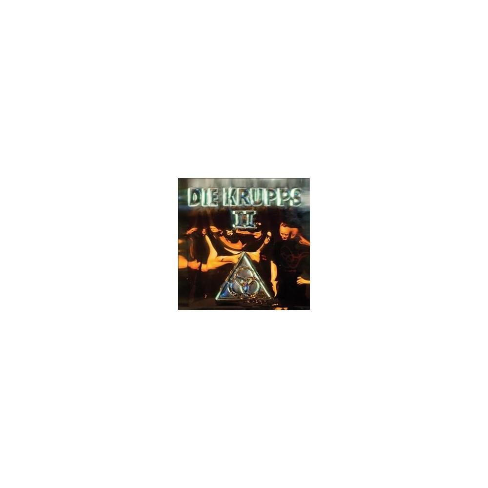 Die Krupps - Ii:Tinal Option (Vinyl)