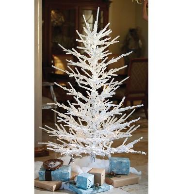 Sullivans Artificial Twig Flocked Tree