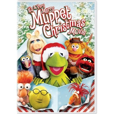 It's A Very Merry Muppet Christmas (DVD)