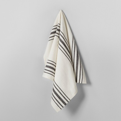 Kitchen Towel - Cream/Black - Hearth & Hand™ with Magnolia