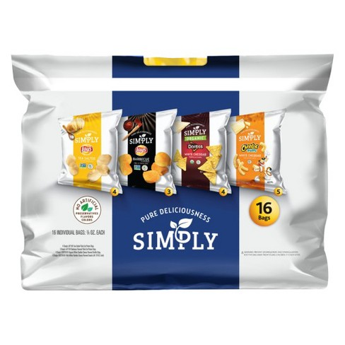 Simply Purely Delicious Variety Pack - 16ct - image 1 of 4