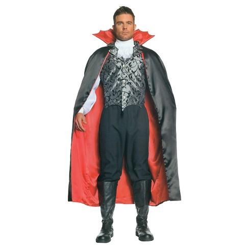 Men s Vampire Cape Costume 55