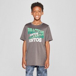 45c944e3 Boys' Graphic Tech T-Shirt - C9 Champion® Practicamos Juntos Ganamos Juntos