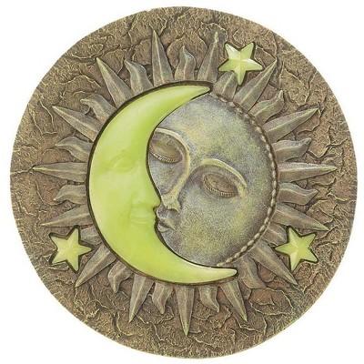 Celestial Glow-In-The-Dark Garden Stepping Stone