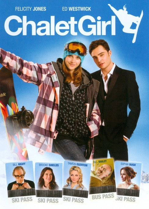 Chalet girl (DVD) - image 1 of 1