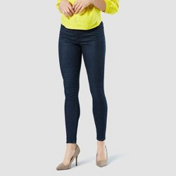 DENIZEN® from Levi's® Women's High-Rise Modern Super Skinny - Vintage Indigo 4