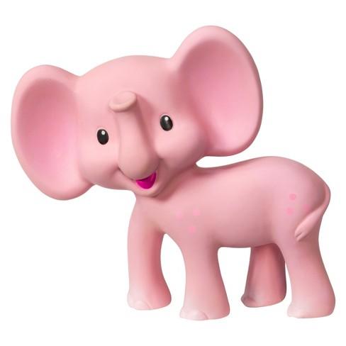 Infantino Go GaGa Squeeze   Teethe Elephant - Pink Kiki   Target 8b28e0a40