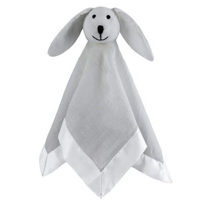 Aden by Aden + Anais Security Blanket Muslin Lovey - Micro Chip - Gray