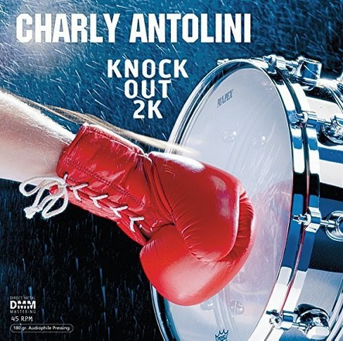 Charly Antolini - Knock Out 2k (Vinyl) - image 1 of 1