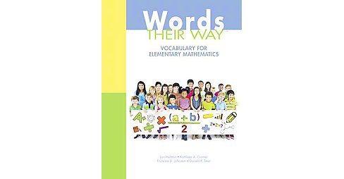 Words Their Way : Vocabulary for Elementary Mathematics (Paperback) (Lori Helman & Kathleen Cramer & - image 1 of 1