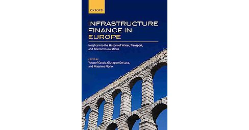 Infrastructure Finance in Europe : Insights into the History of Water, Transport, and Telecommunications - image 1 of 1