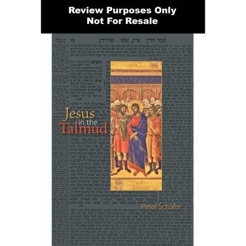 Jesus in the Talmud - by  Peter Schafer (Paperback) - image 1 of 1
