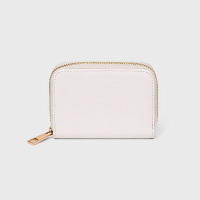 Women's Small Zip Wallet - A New Day™