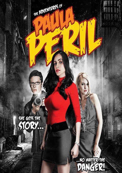Adventures Of Paula Peril (DVD) - image 1 of 1