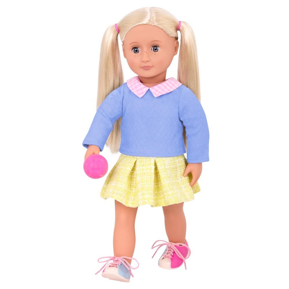 Our Generation Retro Doll - Bonnie Rose