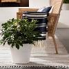 Composite Planter White - Threshold™ designed with Studio McGee - image 2 of 4