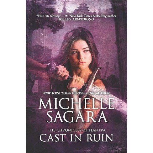 Cast in Ruin - (Chronicles of Elantra) by  Michelle Sagara (Paperback) - image 1 of 1