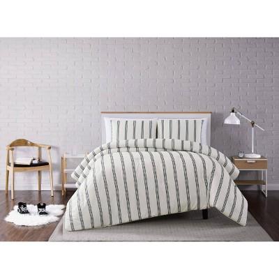 Truly Soft Everyday Millenial Stripe Comforter Set
