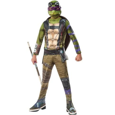 Teenage Mutant Ninja Turtles Tmnt 2 Donatello Child Costume Target