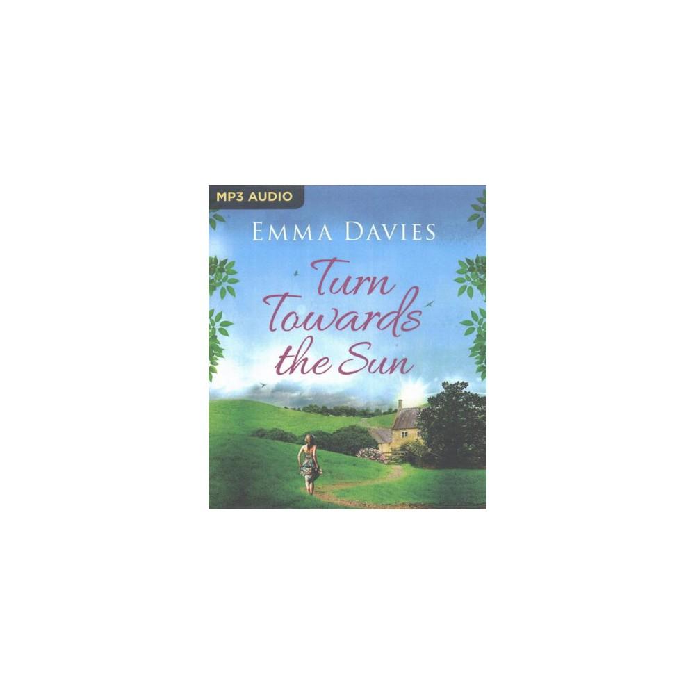 Turn Towards the Sun (MP3-CD) (Emma Davies)