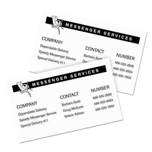 avery laser inkjet printers index cards white 150 per box target