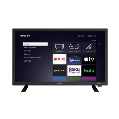 "Element 24"" 720p HD LED Roku TV - E1AA24R"