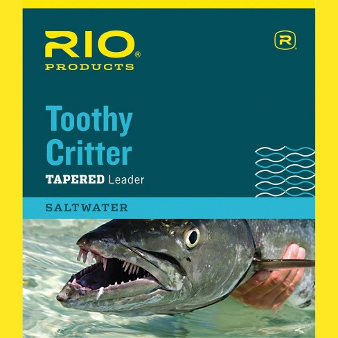 RIO Products Toothy Critter Wire Leader with Snap Link - image 1 of 1