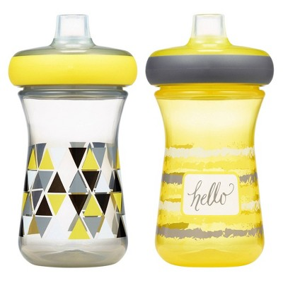 The First Years Non Insulated Soft Spout Sippy 2pk - Yellow