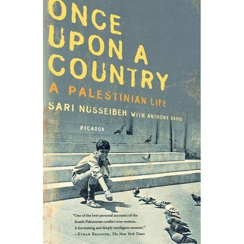 Once Upon a Country - by  Sari Nusseibeh (Paperback) - image 1 of 1