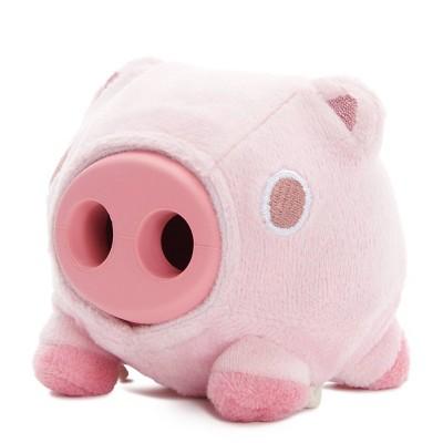 BARK Super Chewer Pig Dog Toy - Hambone